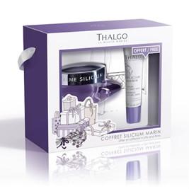 3 Thalgo silicium dagcrème  beauty set