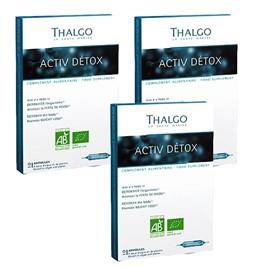 Activ detox thalgo 3 doosjes