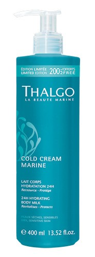 Thalgo bodymilk 400ml waarvan 200ml gratis