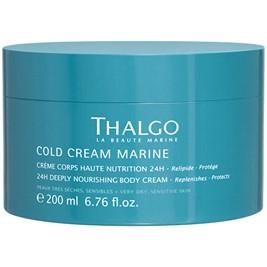 Thalgo cold cream marine nourishing body cream