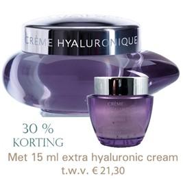 Thalgo hyaluronic cream 50 ml +15ml extra crème