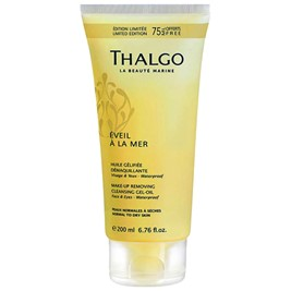 Thalgo make up removing cleansing gel olie 200ml