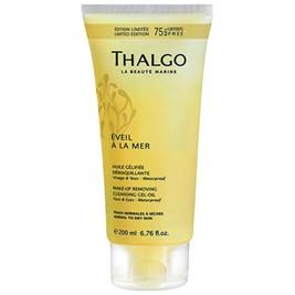 Thalgo make up removing cleansing gel olie 200ml