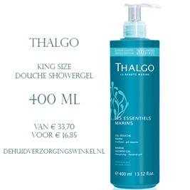 Thalgo marine shower gel douche king size 400 ml