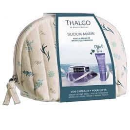 Thalgo silicium anti-aging set dagcreme + serum