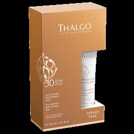 Thalgo zonbescherming duo lichaam fac 30  anti age